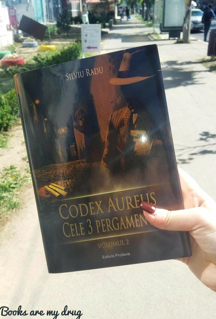 """De ce ar trebui să citești """"Codex Aureus – Cele treipergamente"""""""